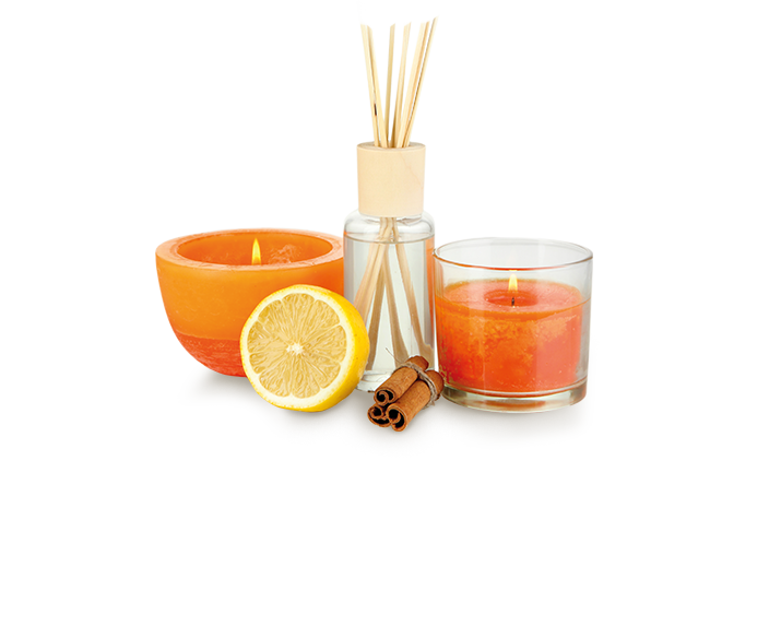 Profumatori ambiente e candele