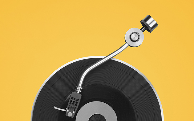 La musica è intorno a noi. Tutto ciò che devi fare è ascoltare.